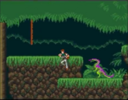 Coelophysis in TLWJP Game gear.jpg
