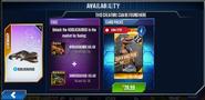 Koolasaurus Availability