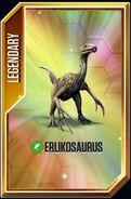Erlikosaurus card