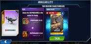 Erliphosaurus Availability