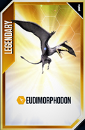 Eudimorphodon Card