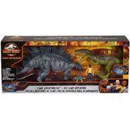 Jurassic World Camp Cretaceous - Camp Adventure Set