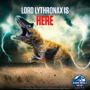 Lythronax Lord