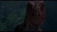 Цератозаврморгнул
