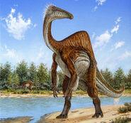 Deinocheirus odd-dinosaur wong