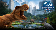 JurassicWorldAlive Wallpaper PC