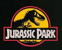 Jurassic park movie logo