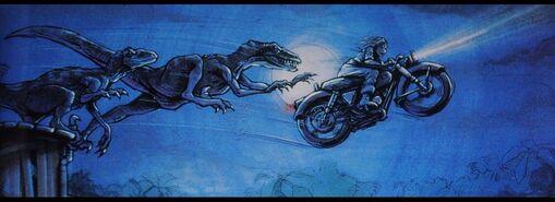 Raptor vs bike