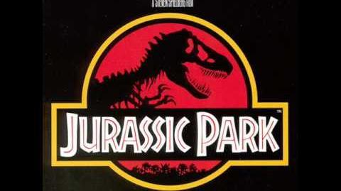 Jurassic Park Soundtrack- Journey To The Island