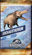 Archaeotherium Pack