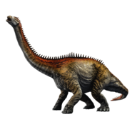JWA PressKit Diplodocus