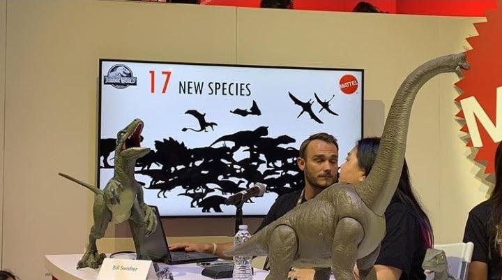 New Species 2020.User Blog Popcultmedia Mattel S Jurassic World 2020