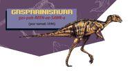 Jurassic park jurassic world guide gasparinisaura by maastrichiangguy ddl9e5r-pre
