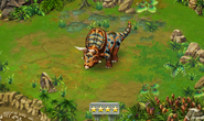 Level 40 Torosaurus
