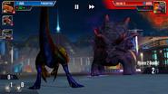 Vulcan 19 vs Pyroraptor