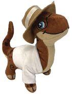 Jurassic Park Clawzplay John Brontosaurus Plush Toy
