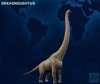 Dreadnoughtus JWE