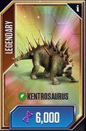 Kentrosaurus JWTG