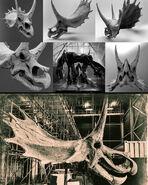 Agujaceratops concept