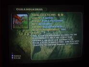Ouranosaurus info