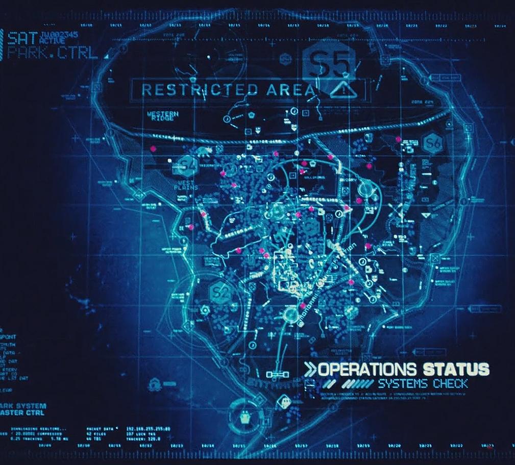 Image - ISLA NUBLAR JW CONTROL ROOM MAP.JPG | Jurassic Park wiki ...