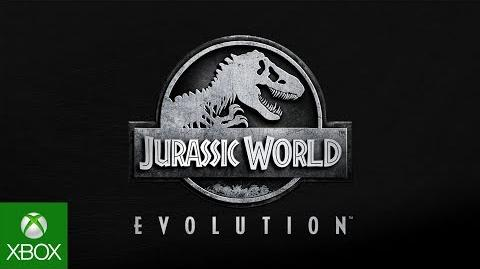 Jurassic World Evolution ™ Announcement Trailer