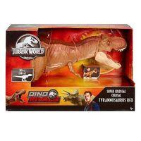 Mattel Dino Rivals Super Colossal T. rex
