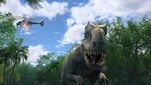 Chasing the indominus2