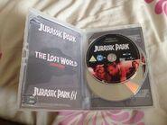 DVD trilogy open