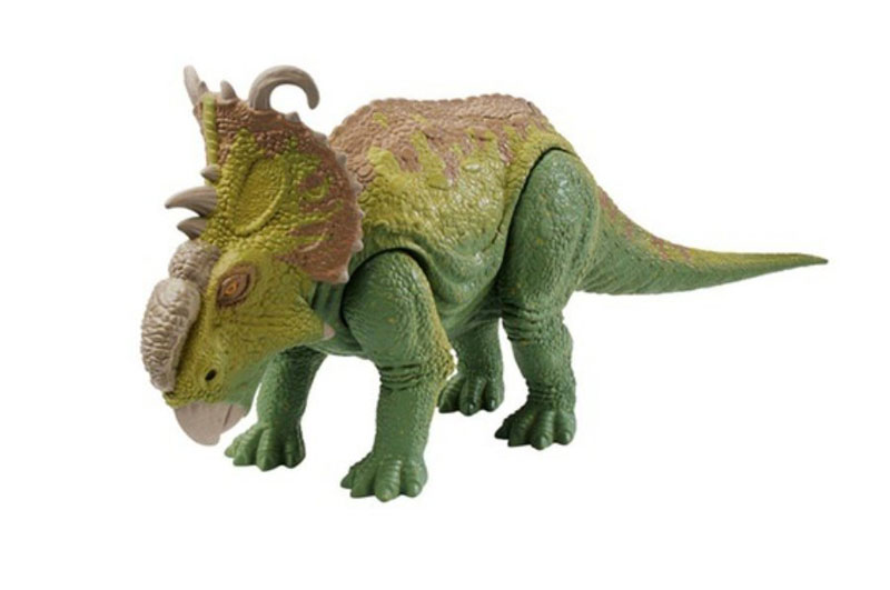 Jurassic World Fallen Kingdom roarivores sinoceratops Pachyrhinosaurus New