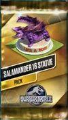 Salamander 16 Statue Pack
