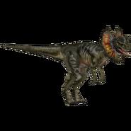 JPOG Dilophosaurus
