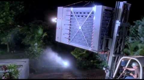 """Jurassic Park - 1993 - Opening Scene """"Shoot her!"""" HD-2"""