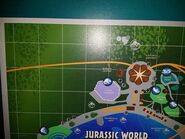 Jurassic world map tl