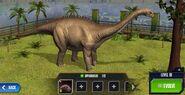 Diplodocus Base