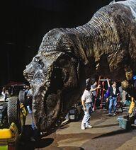 Jurassic Park BTS (21)
