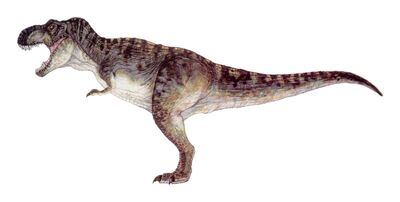 The Lost World Jurassic Park Bull T-Rex