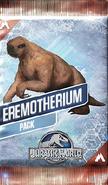 Eremotherium Pack