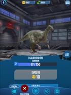 AliveIguanodon