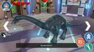 Lego jurassic world the game ios apatosaurus by kaijudialga-dag55xj