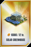 Solar Greenhouse Card (Without Guaranteed)