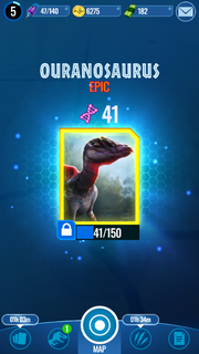 Ouranosaurus DNA