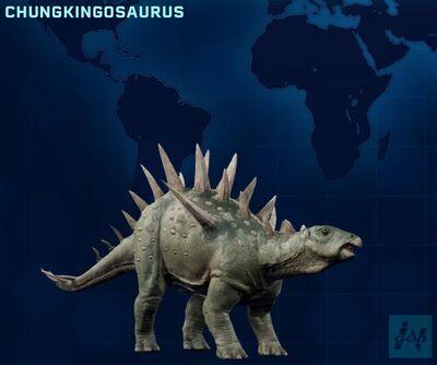 Chungkingosaurus JWE