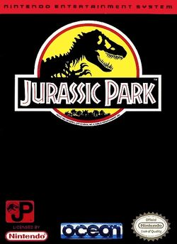 JP-JurassicPark(NES)