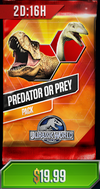 Predator or Prey Pack