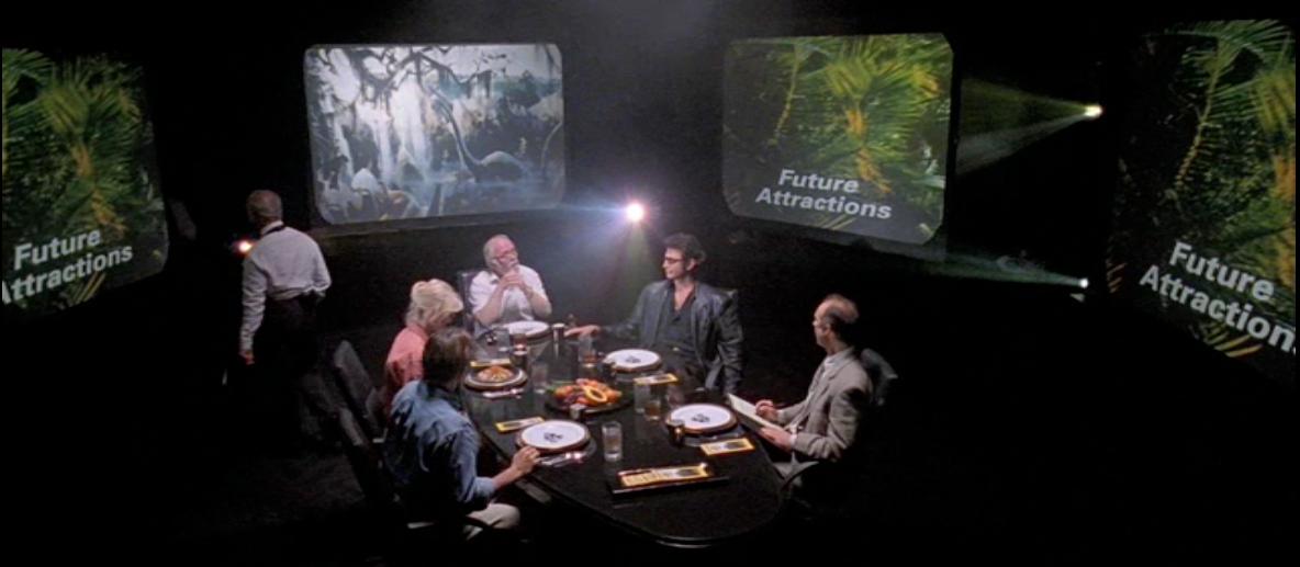 V I P Dining Room Jurassic Park Wiki Fandom Powered