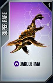 Dakoderma Card