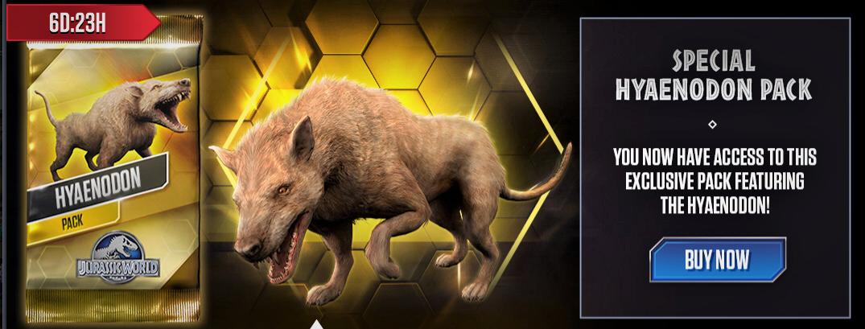 Hyaenodon Pack News