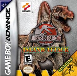 Jurassic Park III - Island Attack Coverart-1-