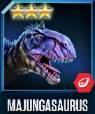 Majungasaurus 40 Icon